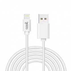 Cable USB Compatible COOL Lightning para iPhone / iPad (3...