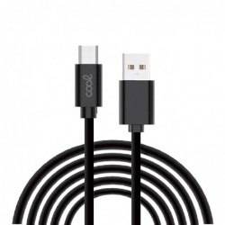 Cable USB Compatible COOL Universal (micro-usb) 3 metros...