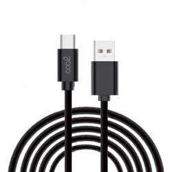Cable USB Compatible COOL Universal TIPO-C (3 metros)...
